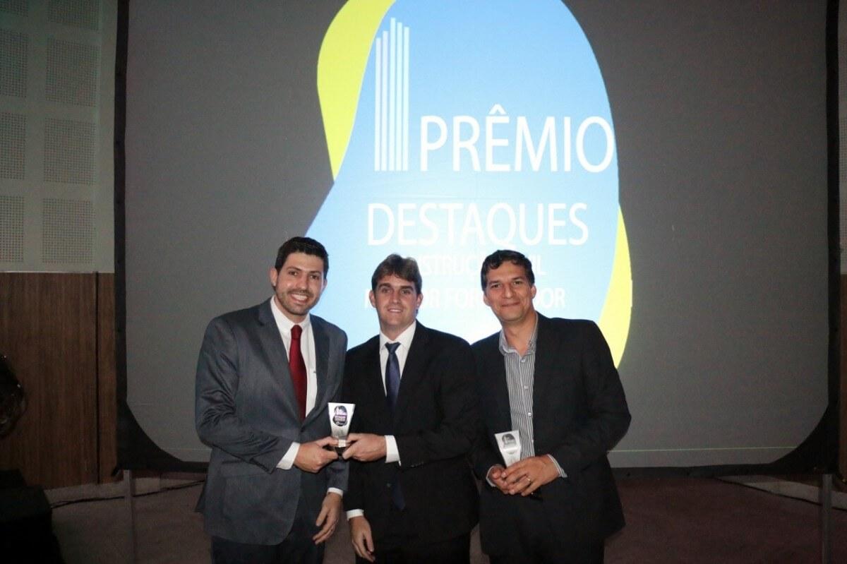 5º Prêmio Fornecedores Destaques da Construção Civil - Bahia