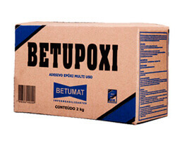 Betupoxi - Adesivo Epóxi