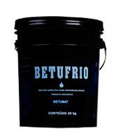 Betufrio - Emulsão asfáltica
