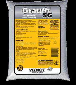 Grauth SG - Graute de uso geral