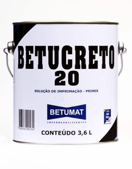 Betucreto 20 - Proteção Anticorrosão
