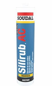 Silicone Acético - Silirub AC