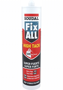 Fix All High Tack Branco