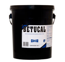 Betucal - Plastificante para Argamassa